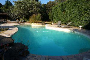 Villa Dourmidou Pool